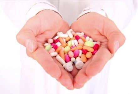 Pharmacist Holding Wholesale Pharmaceuticals